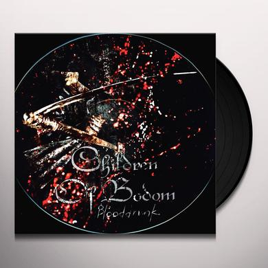 Children Of Bodom BLOODDRUNK Vinyl Record - Limited Edition, Picture Disc