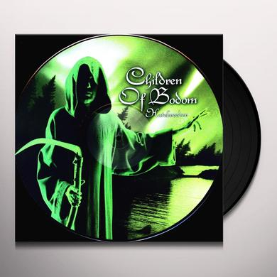 Children Of Bodom HATEBREEDER Vinyl Record - Limited Edition, Picture Disc
