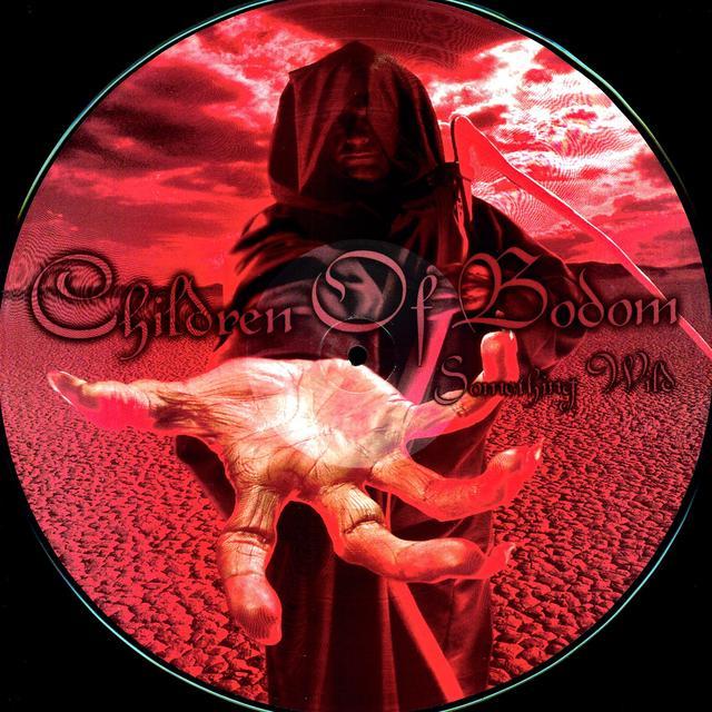 Children Of Bodom SOMETHING WILD Vinyl Record