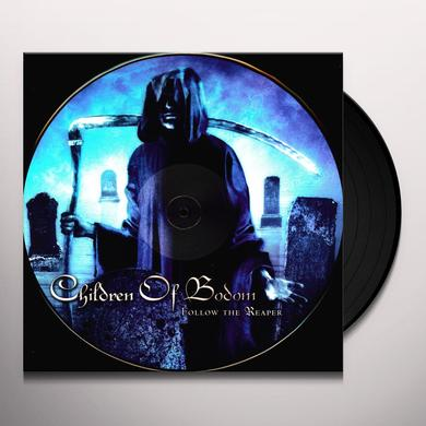 Children Of Bodom FOLLOW THE REAPER Vinyl Record - Limited Edition, Picture Disc
