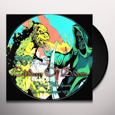 Children Of Bodom TOKYO WARHEARTS LIVE Vinyl Record - Limited Edition, Picture Disc