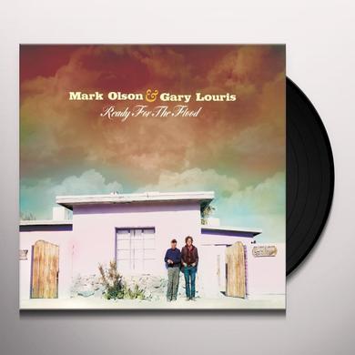 Mark Olson / Gary Louris READY FOR THE FLOOD Vinyl Record