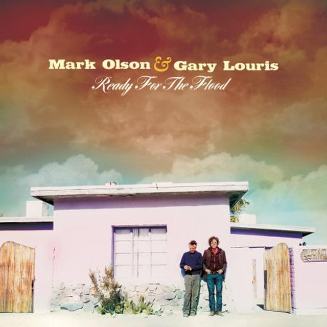 Mark Olson / Gary Louris READY FOR THE FLOOD Vinyl Record
