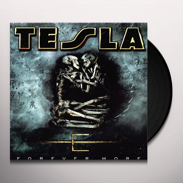 Tesla FOREVER MORE Vinyl Record - 180 Gram Pressing
