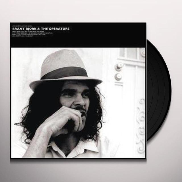 David Mr Viner BRANT BJORK & THE OPERATORS Vinyl Record