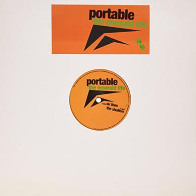 Portable EMERALD LIFE Vinyl Record