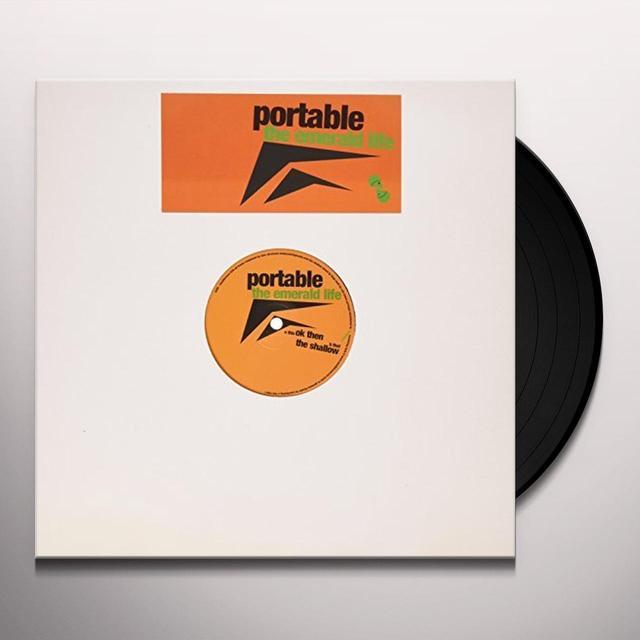 Portable EMERALD LIFE (EP) Vinyl Record