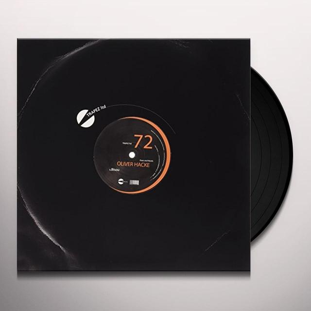 Oliver Hacke DUES & NEEDS (EP) Vinyl Record - Limited Edition