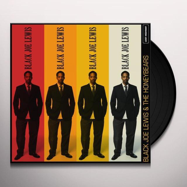 Black Joe Lewis & Honeybears BLACK JOE LEWIS & THE HONEYBEARS  (EP) Vinyl Record - 10 Inch Single