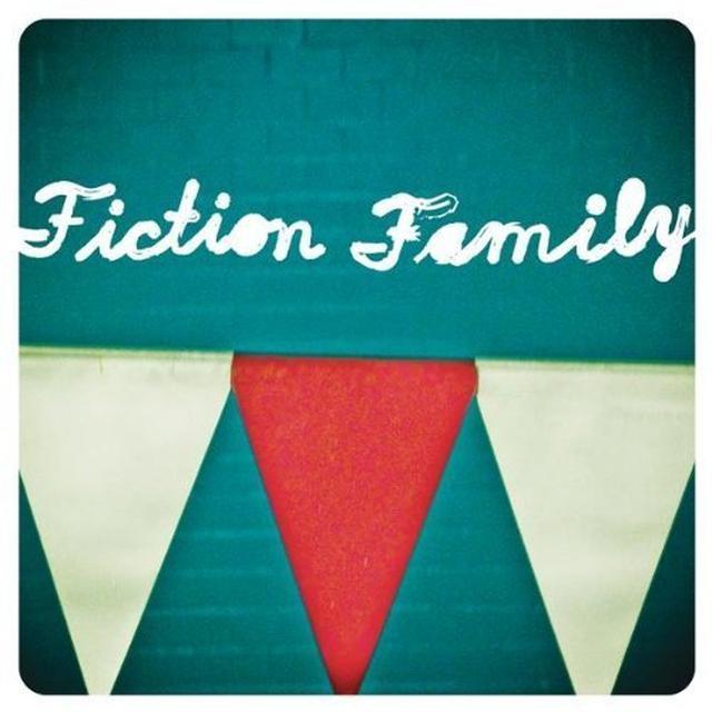 FICTION FAMILY Vinyl Record - w/CD