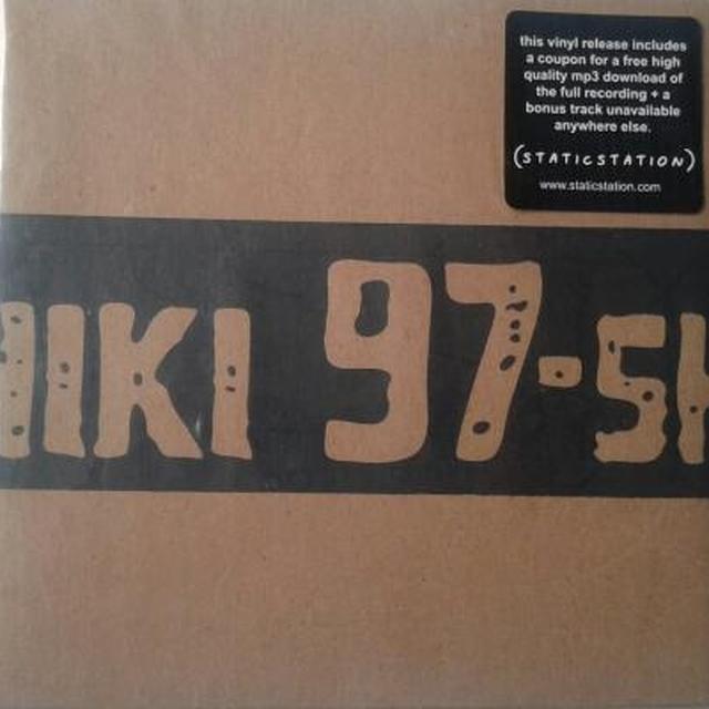 97-SHIKI Vinyl Record