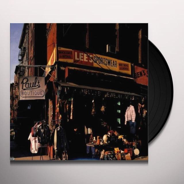Beastie Boys PAUL'S BOUTIQUE 20TH ANNIVERSARY EDITION Vinyl Record - 180 Gram Pressing