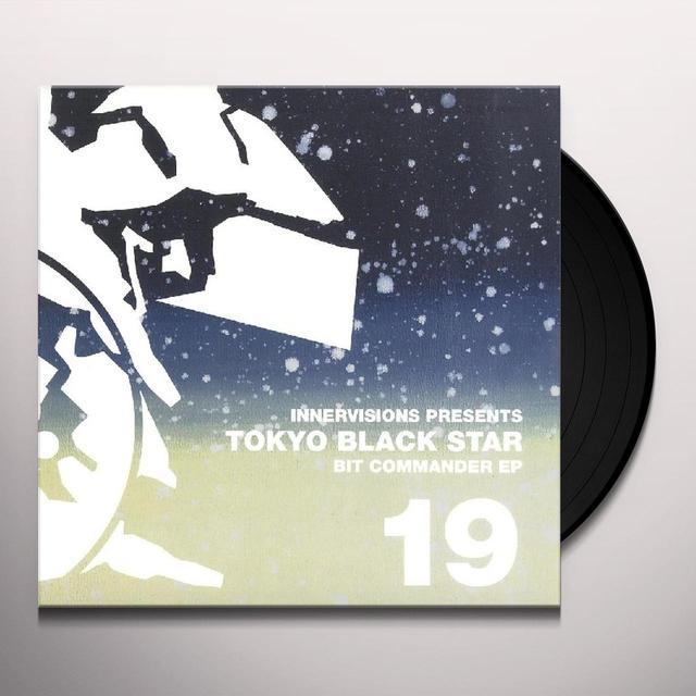 Tokyo Black Star BIT COMMANDER Vinyl Record