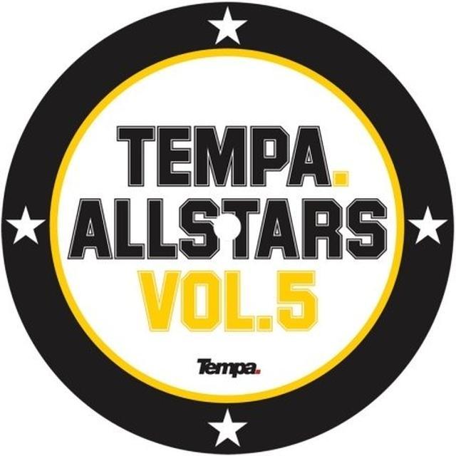 Tempa Allstars 5 / Various (Ep) TEMPA ALLSTARS 5 / VARIOUS Vinyl Record