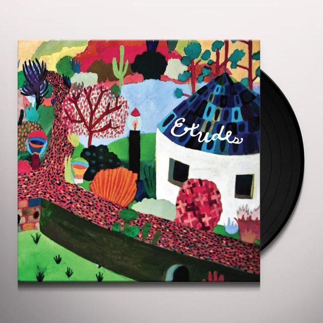 Takeo Toyama ETUDES Vinyl Record
