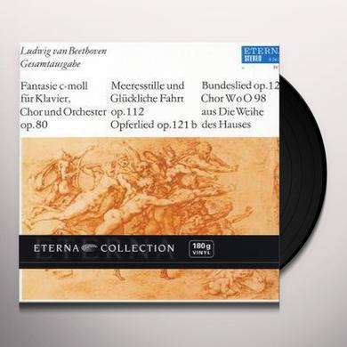 Beethoven CHORAL FANTASY Vinyl Record