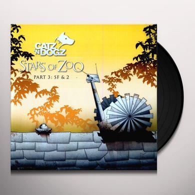 Catz 'n Dogz STARS OF ZOO PART 3: SF & 2 (EP) Vinyl Record