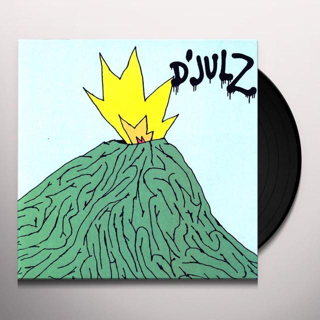 D'Julz FLEURETTE (EP) Vinyl Record