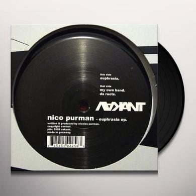 Nico Purman EUPHRASIA (EP) Vinyl Record