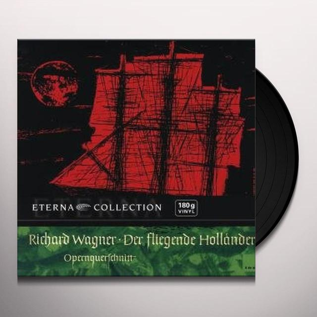 Wagner DER FLIEGENDE HOLLANDER (HIGHLIGHTS) (HLTS) Vinyl Record