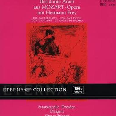 Mozart FAMOUS OPERA ARIAS Vinyl Record