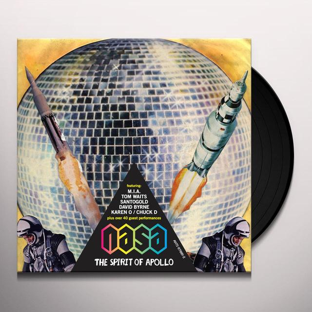 N.A.S.A. SPIRIT OF APOLLO Vinyl Record - Digital Download Included