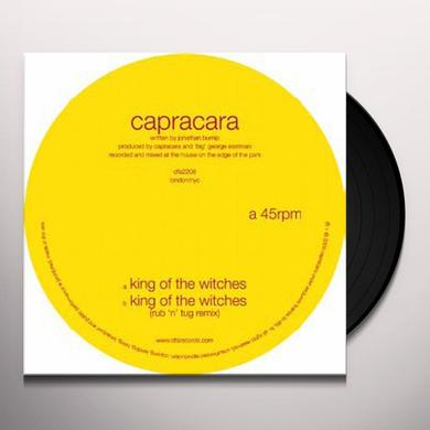 Capracara KING OF THE WITCHES Vinyl Record