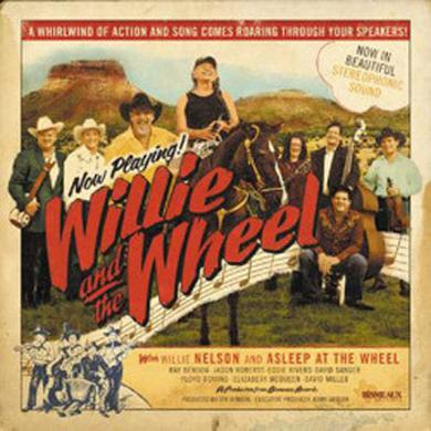 Willie / Asleep At The Wheel Nelson WILLIE & THE WHEEL Vinyl Record