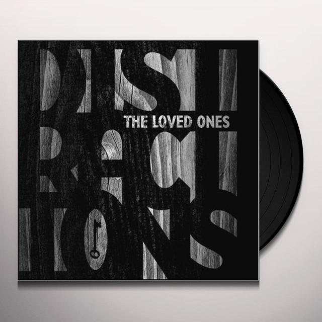 Loved Ones DISTRACTIONS Vinyl Record