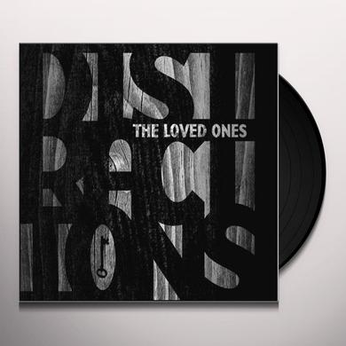 Loved Ones DISTRACTIONS Vinyl Record - Digital Download Included