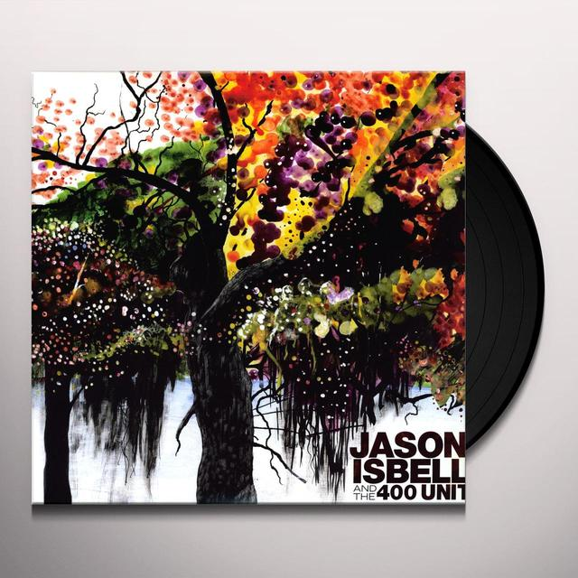 Jason / 400 Unit Isbell JASON ISBELL & 400 UNIT Vinyl Record