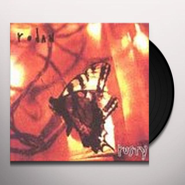 Rodan RUSTY Vinyl Record