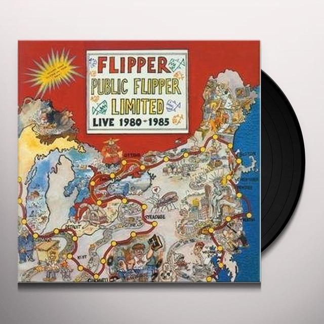 PUBLIC FLIPPER LIMITED Vinyl Record