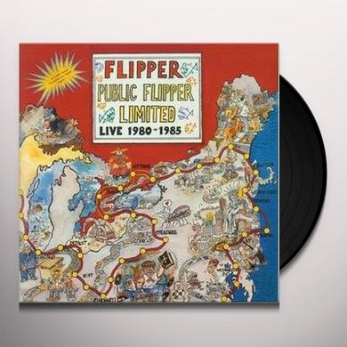 PUBLIC FLIPPER LIMITED Vinyl Record - 180 Gram Pressing