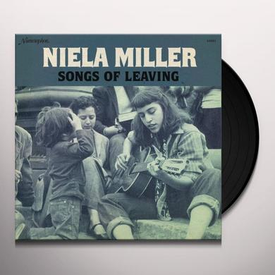 Niela Miller SONGS OF LEAVING Vinyl Record