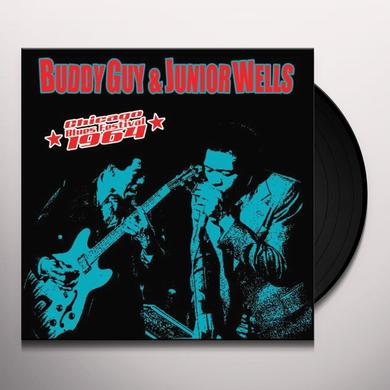 Buddy Guy & Junior Wells CHICAGO BLUES FESTIVAL 1964 Vinyl Record