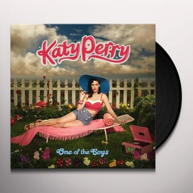 Katy Perry ONE OF THE BOYS Vinyl Record