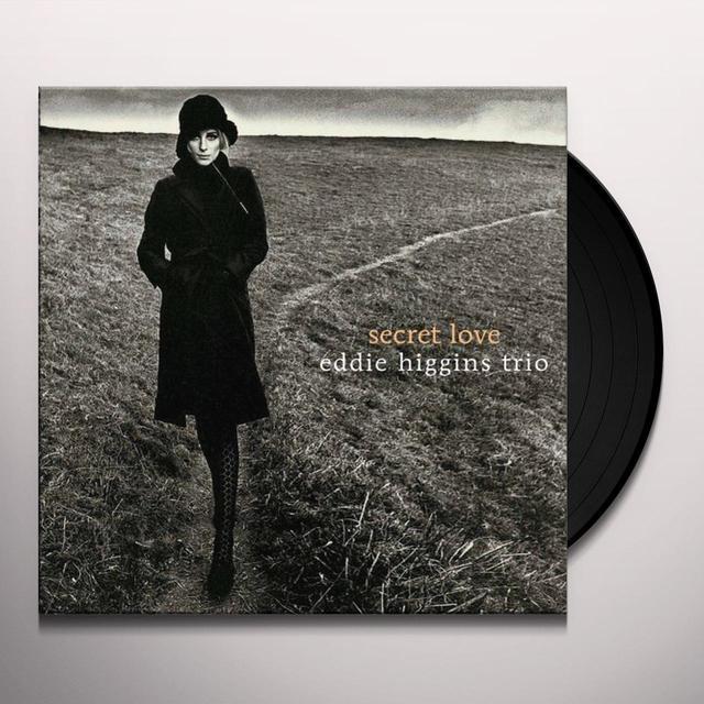 Eddie Higgins SECRET LOVE Vinyl Record