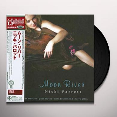 Nicki Parrot MOON RIVER Vinyl Record