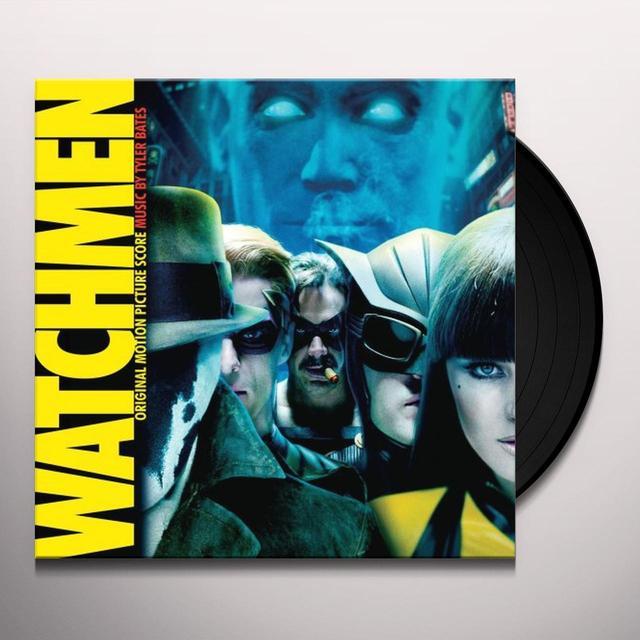 Watchmen (Score) / O.S.T. (Ogv) WATCHMEN (SCORE) / O.S.T. Vinyl Record - 180 Gram Pressing