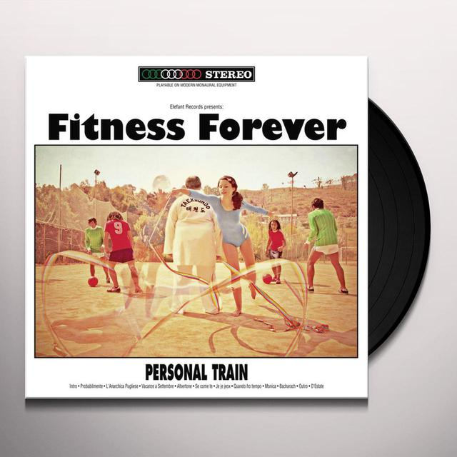 Fitness Forever PERSONAL TRAIN Vinyl Record