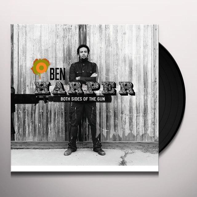 Ben Harper BOTH SIDES OF THE GUN Vinyl Record