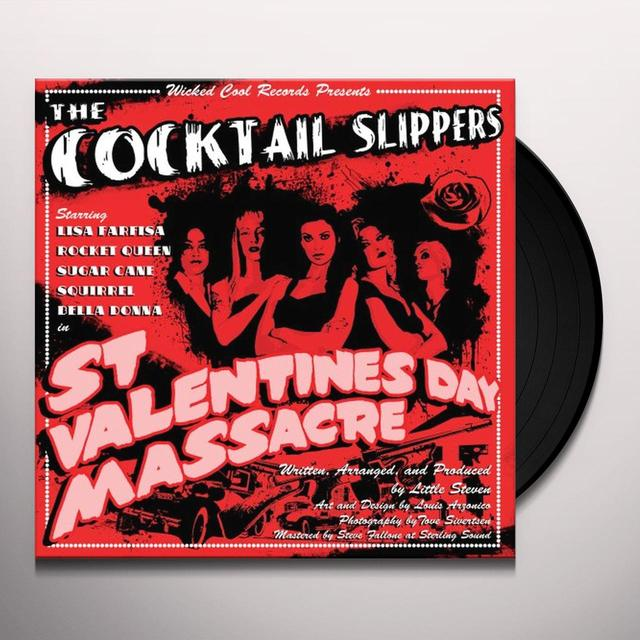 Cocktail Slippers ST VALENTINE'S DAY MASSACRE Vinyl Record