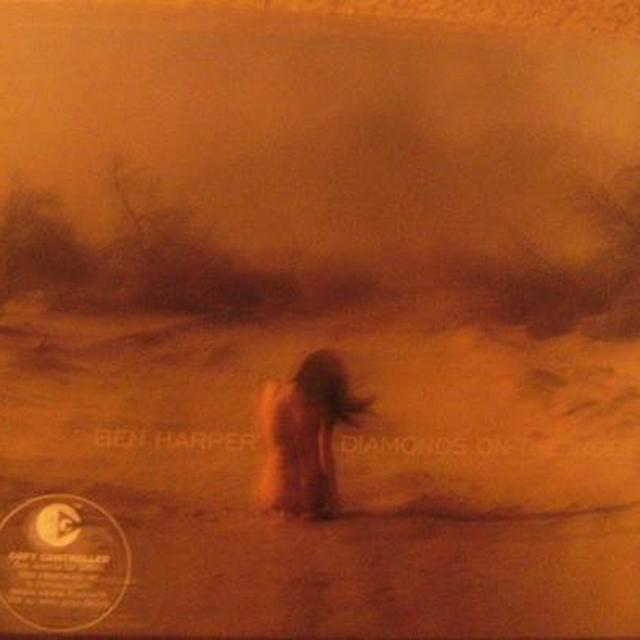 Ben Harper DIAMONDS ON THE INSIDE Vinyl Record