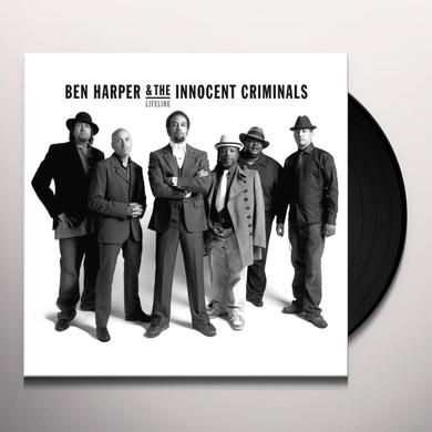 Ben / Innocent Criminals Harper LIFELINE (LTD) (OGV) (Vinyl)