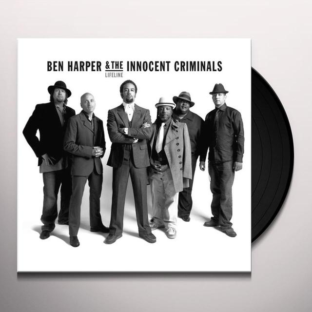 Ben / Innocent Criminals Harper LIFELINE (LTD) (OGV) (Vinyl)