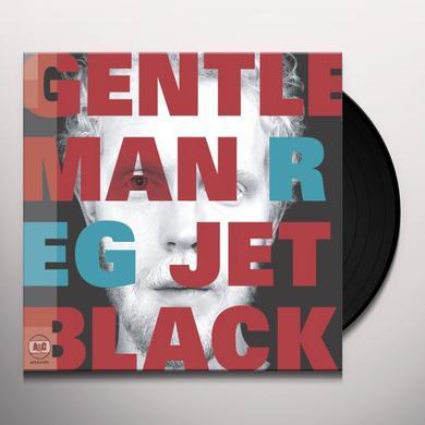 Gentleman Reg JET BLACK Vinyl Record