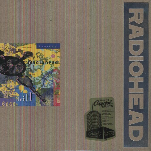 Radiohead DRILL (LTD) (EP) (OGV) (Vinyl)