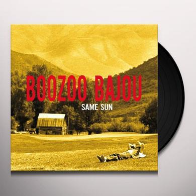 Boozoo Bajou SAME SUN Vinyl Record