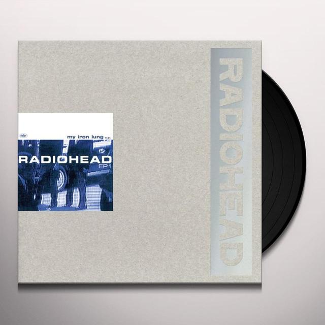 Radiohead MY IRON LUNG PT 1 (LTD) (EP) (OGV) (Vinyl)